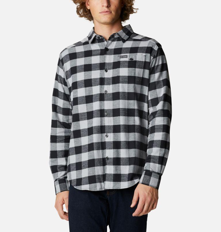 Men's Cornell Woods™ Flannel Long Sleeve Shirt Men's Cornell Woods™ Flannel Long Sleeve Shirt, a4