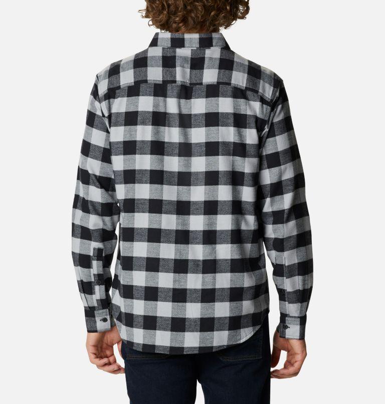 Men's Cornell Woods™ Flannel Long Sleeve Shirt Men's Cornell Woods™ Flannel Long Sleeve Shirt, back