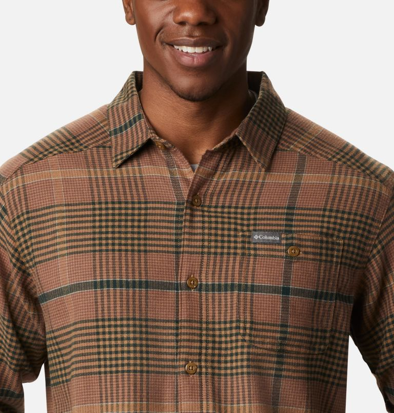 Men's Cornell Woods™ Flannel Long Sleeve Shirt Men's Cornell Woods™ Flannel Long Sleeve Shirt, a2