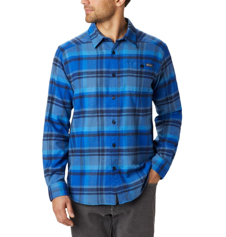 Columbia Men's Cornell Woods Flannel Shirt