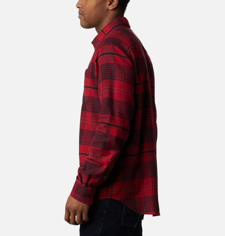 Men's Cornell Woods™ Flannel Long Sleeve Shirt Men's Cornell Woods™ Flannel Long Sleeve Shirt, a1