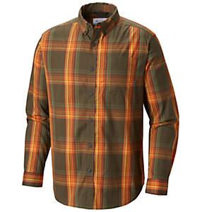 Men's Cornell Woods™ Flannel Long Sleeve Shirt