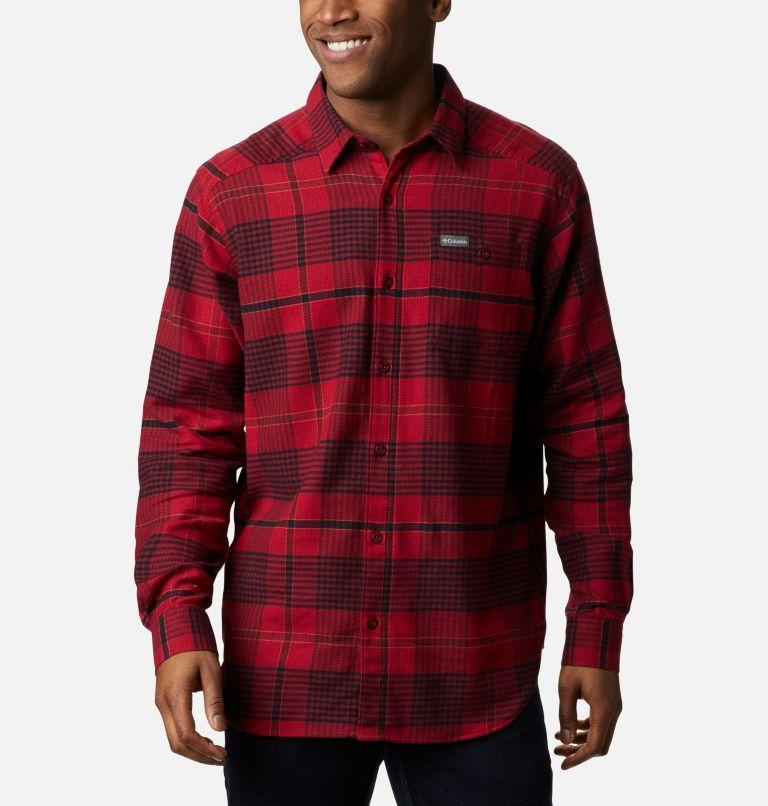 Men's Cornell Woods™ Flannel Long Sleeve Shirt - Big Men's Cornell Woods™ Flannel Long Sleeve Shirt - Big, front