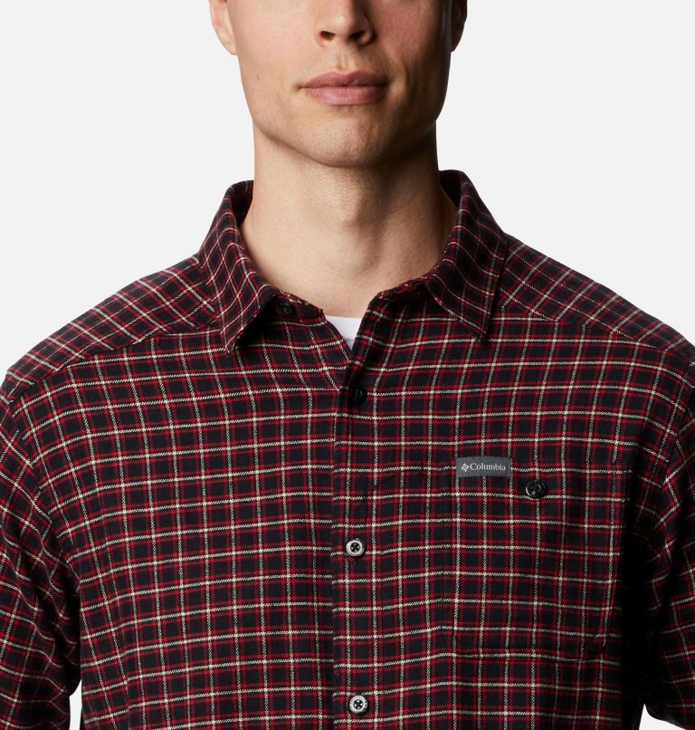 Men's Cornell Woods™ Flannel Long Sleeve Shirt - Tall Men's Cornell Woods™ Flannel Long Sleeve Shirt - Tall, a2