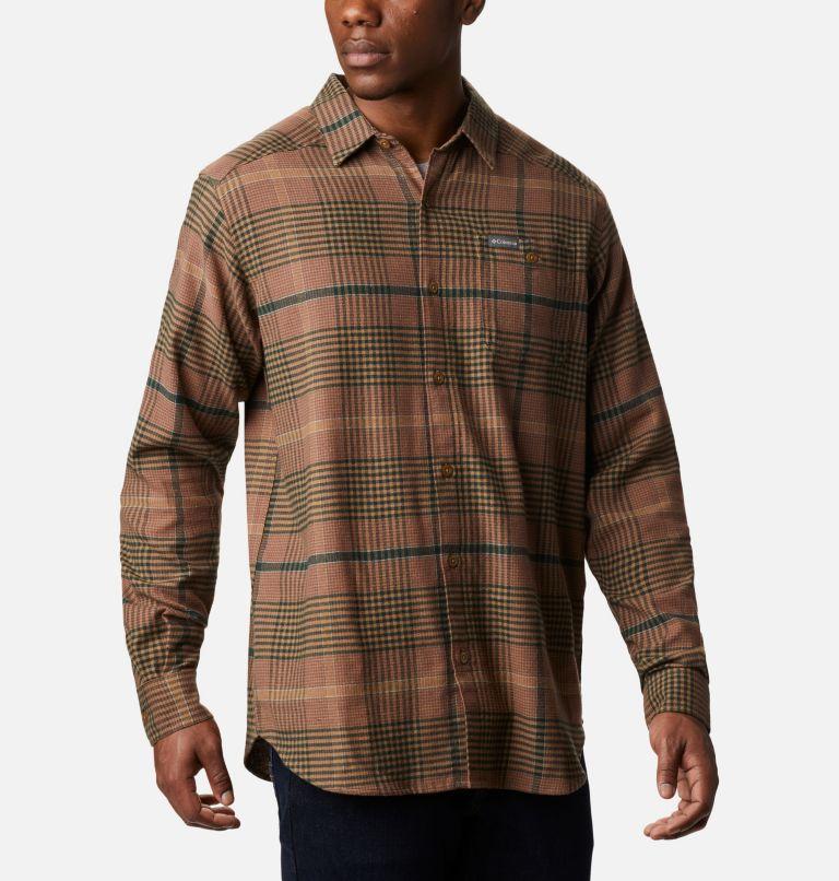 Men's Cornell Woods™ Flannel Long Sleeve Shirt - Tall Men's Cornell Woods™ Flannel Long Sleeve Shirt - Tall, a3