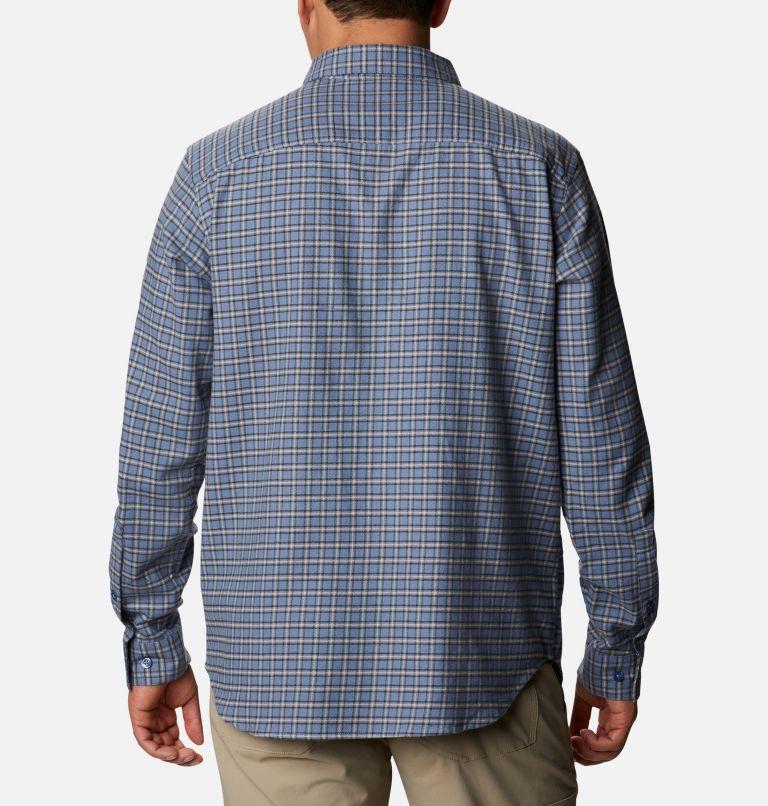 Men's Cornell Woods™ Flannel Long Sleeve Shirt - Tall Men's Cornell Woods™ Flannel Long Sleeve Shirt - Tall, back