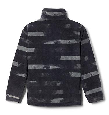 Veste en laine polaire Zing™ III pour garçon Zing™ III Fleece | 020 | L, Black Tie Dye Stripe, back