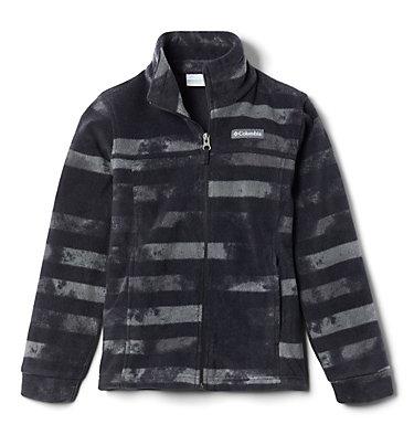 Veste en laine polaire Zing™ III pour garçon Zing™ III Fleece | 020 | L, Black Tie Dye Stripe, front