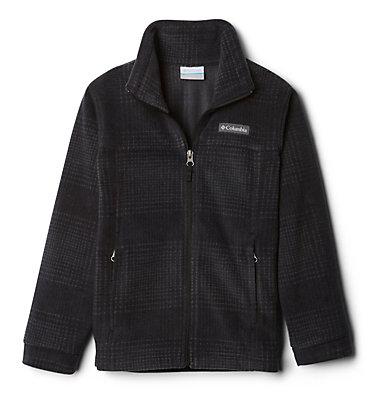 Veste en laine polaire Zing™ III pour garçon Zing™ III Fleece | 020 | L, Black Simple Plaid, front