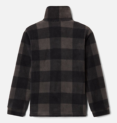 Veste en laine polaire Zing™ III pour garçon Zing™ III Fleece | 020 | L, Black Check (B) Print, back