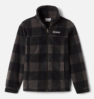 Veste en laine polaire Zing™ III pour garçon Zing™ III Fleece | 020 | L, Black Check (B) Print, front
