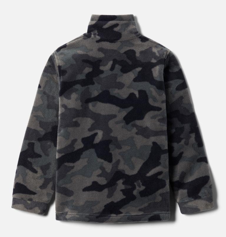 Boys' Zing™ III Printed Fleece Jacket Boys' Zing™ III Printed Fleece Jacket, back