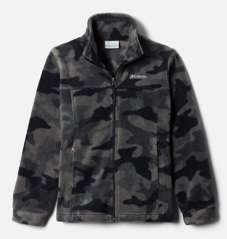 Boys' Zing™ III Printed Fleece Jacket Boys' Zing™ III Printed Fleece Jacket, front