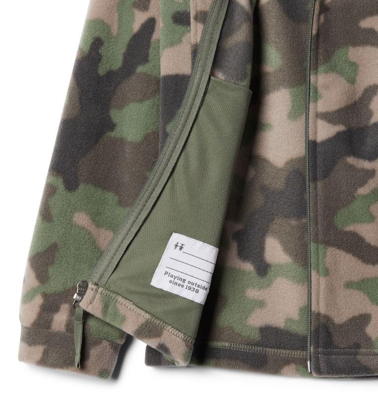 Boys' Zing™ III Printed Fleece Jacket Boys' Zing™ III Printed Fleece Jacket, a1
