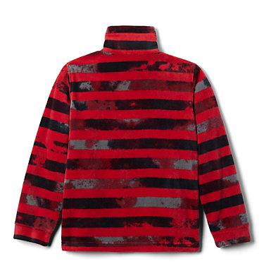 Veste en laine polaire Zing™ III pour garçon Zing™ III Fleece | 020 | L, Mountain Red Tie Dye Stripe, back