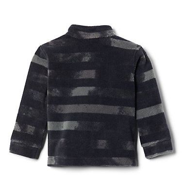 Boys' Toddler Zing™ III Fleece Jacket Zing™ III Fleece | 616 | 2T, Black Tie Dye Stripe, back