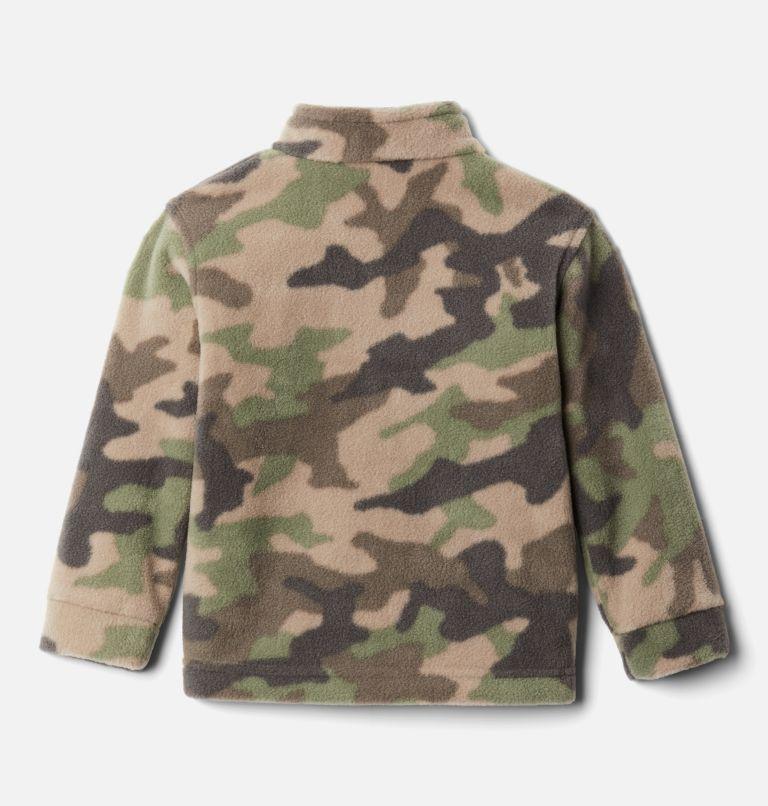 Zing™ III Fleece | 321 | 3T Boys' Toddler Zing™ III Fleece Jacket, Cypress Trad Camo (B) Print, back