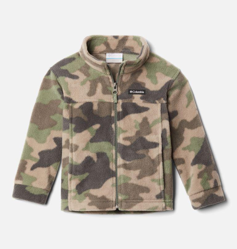 Zing™ III Fleece | 321 | 3T Boys' Toddler Zing™ III Fleece Jacket, Cypress Trad Camo (B) Print, front