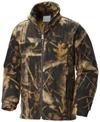 Columbia Boys Toddler Zing III Fleece Jacket