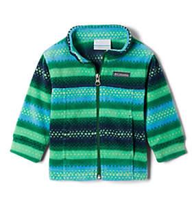 Boys' Infant Zing™ III Printed Fleece Jacket