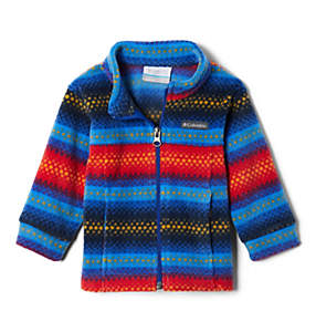 Boys' Infant Zing™ III Printed Fleece Jacket
