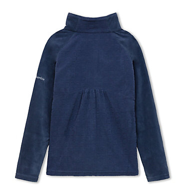 Girls' Glacial™ II Fleece Print Half Zip , back