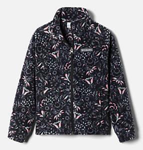 Girls' Benton Springs™ II Printed Fleece Jacket