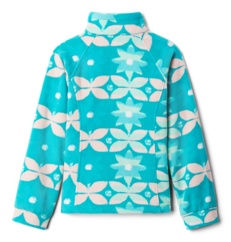 Girls' Benton Springs™ II Printed Fleece Jacket Girls' Benton Springs™ II Printed Fleece Jacket, back