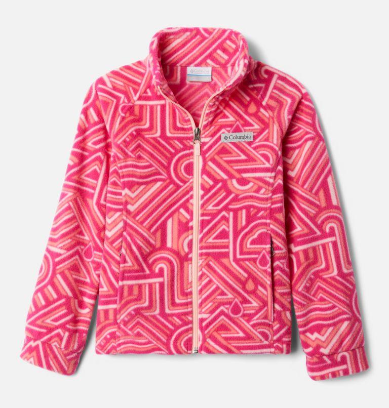 Veste en laine polaire imprimée Benton Springs™ II pour fille Veste en laine polaire imprimée Benton Springs™ II pour fille, front