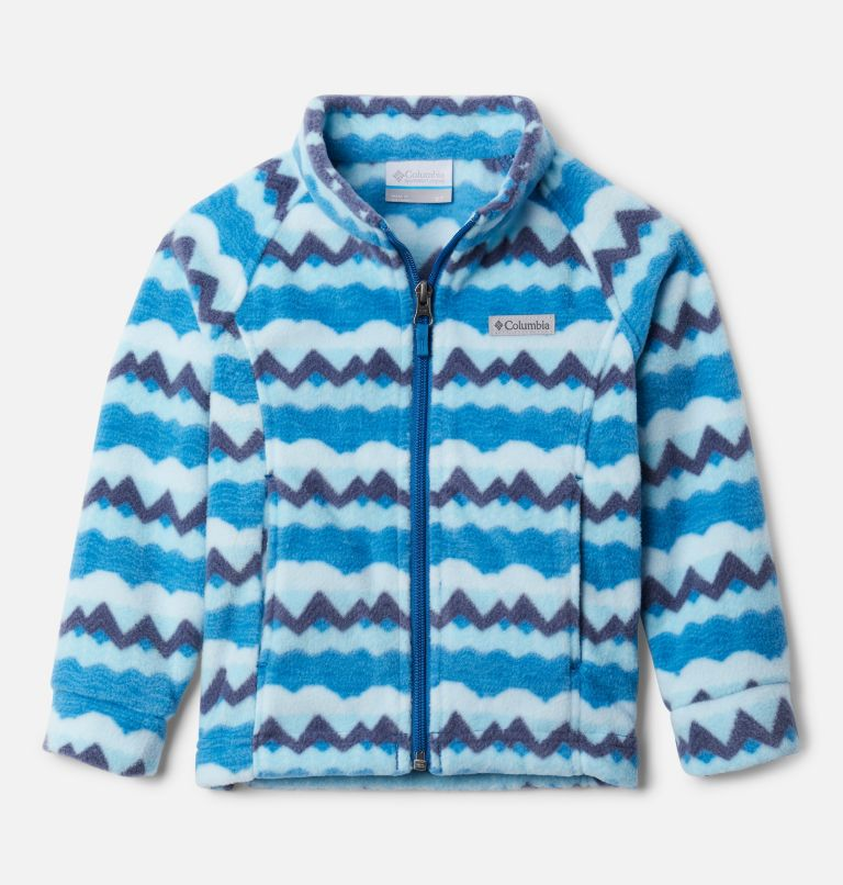 Girls' Toddler Benton Springs™ II Printed Fleece Jacket Girls' Toddler Benton Springs™ II Printed Fleece Jacket, front