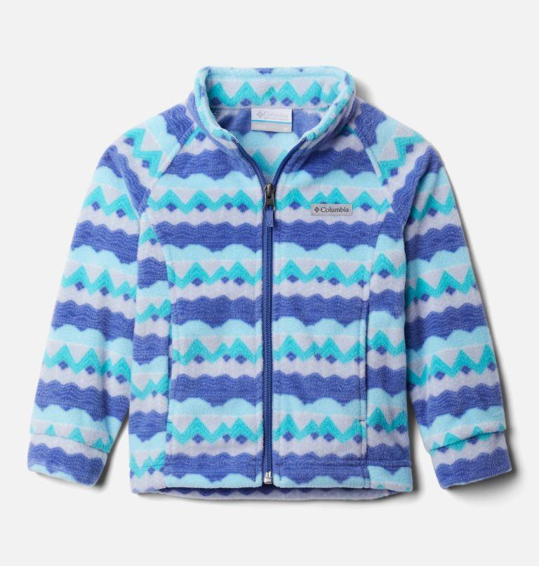 Girls' Toddler Benton Springs™ II Printed Fleece Jacket Girls' Toddler Benton Springs™ II Printed Fleece Jacket, front