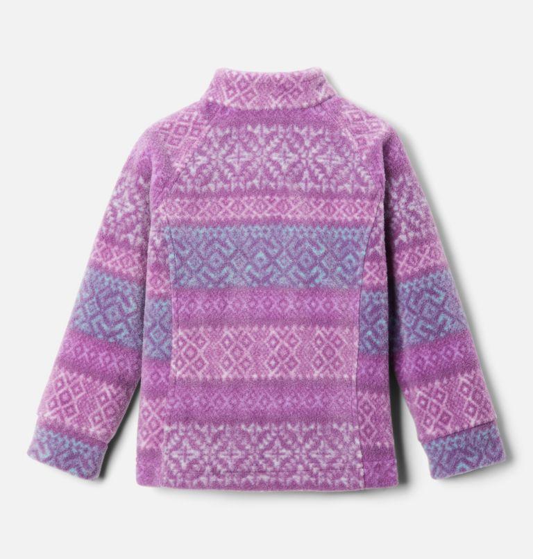 Veste en laine polaire imprimée Benton Springs™ II pour fillette Veste en laine polaire imprimée Benton Springs™ II pour fillette, back