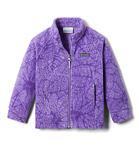 Girls' Toddler Benton Springs™ II Printed Fleece Jacket
