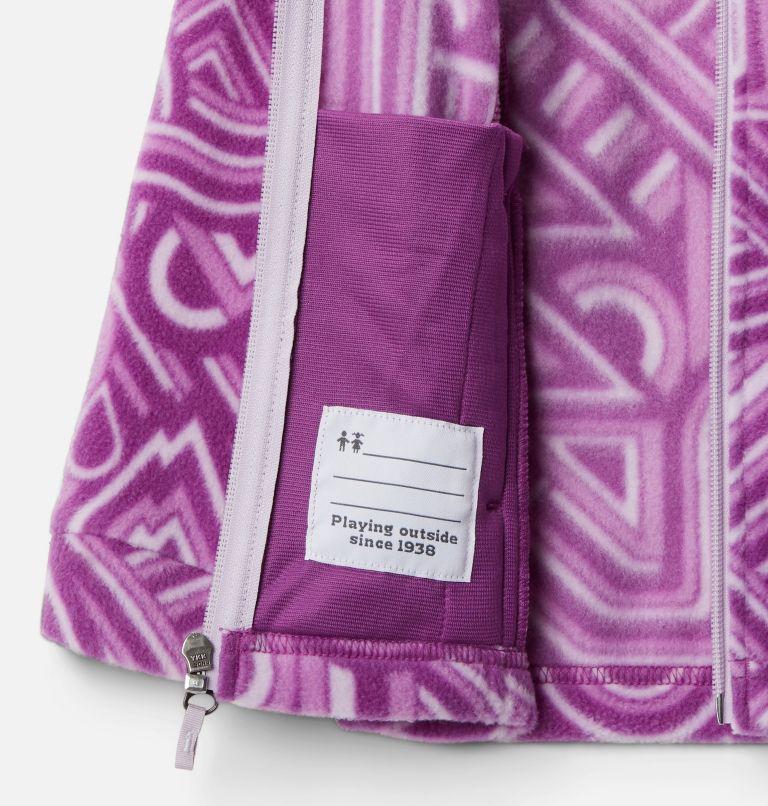 Girls' Toddler Benton Springs™ II Printed Fleece Jacket Girls' Toddler Benton Springs™ II Printed Fleece Jacket, a1