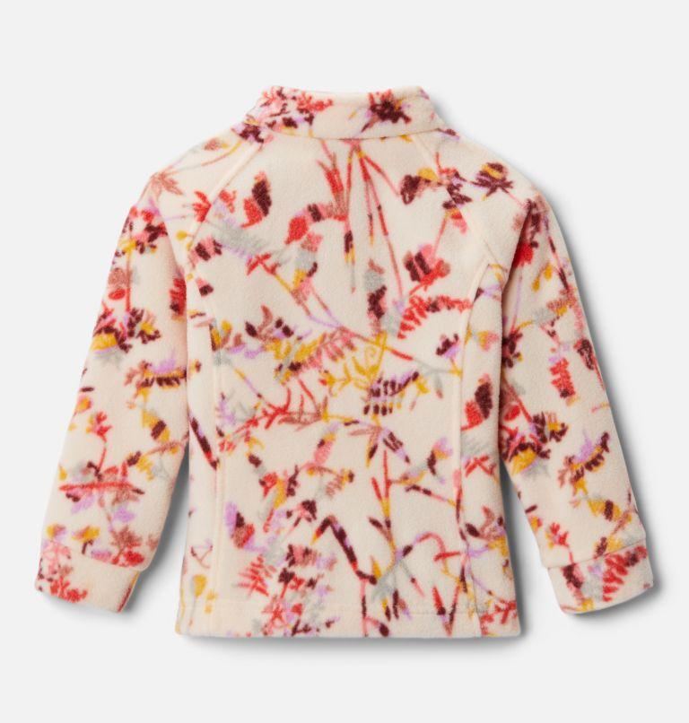 Girls' Toddler Benton Springs™ II Printed Fleece Jacket Girls' Toddler Benton Springs™ II Printed Fleece Jacket, back