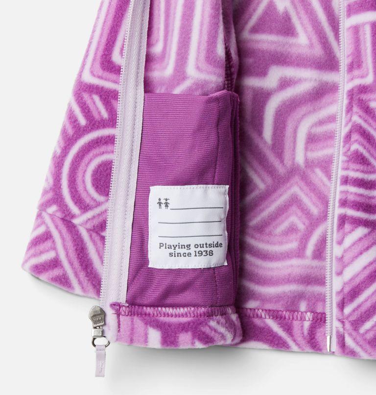 Girls' Infant Benton Springs™ II Printed Fleece Jacket Girls' Infant Benton Springs™ II Printed Fleece Jacket, a1