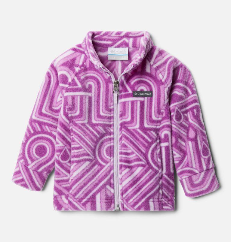 Girls' Infant Benton Springs™ II Printed Fleece Jacket Girls' Infant Benton Springs™ II Printed Fleece Jacket, front