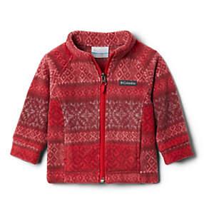 Girls' Infant Benton Springs™ II Printed Fleece Jacket