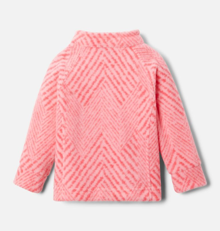 Girls' Infant Benton Springs™ II Printed Fleece Jacket Girls' Infant Benton Springs™ II Printed Fleece Jacket, back