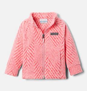 Veste en laine polaire imprimée Benton Springs™ II pour bébé