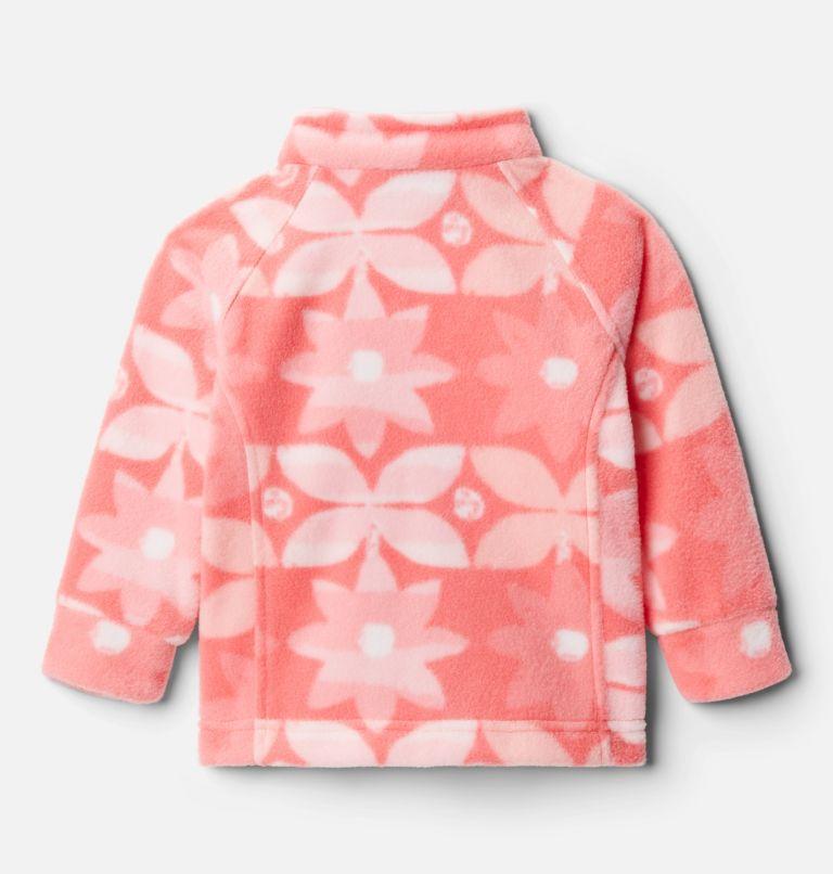 Girls' Infant Benton Springs™ II Printed Fleece Jacket Girls' Infant Benton Springs™ II Printed Fleece Jacket, back