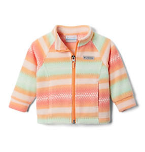 Girls' Infant Benton Springs™ II Printed Fleece Jacket