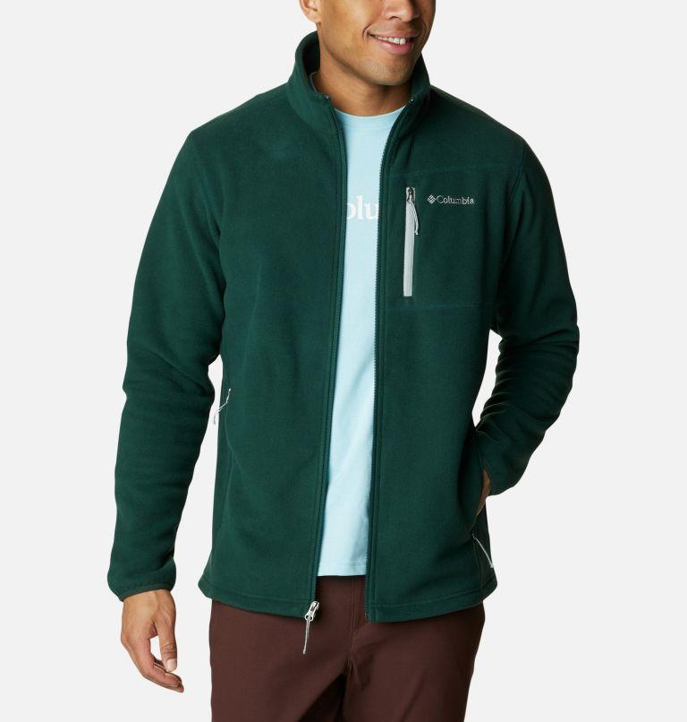 Men's Cascades Explorer™ Full Zip Fleece Jacket!  at Columbia!