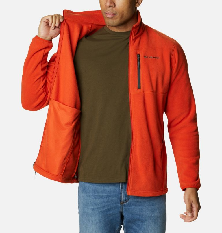 Men's Cascades Explorer™ Full Zip Fleece Jacket Men's Cascades Explorer™ Full Zip Fleece Jacket, a3