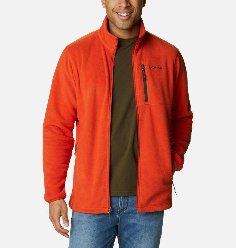 Men's Cascades Explorer™ Full Zip Fleece Jacket Men's Cascades Explorer™ Full Zip Fleece Jacket, front
