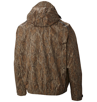 Men's PHG Widgeon™ Wader Shell Jacket Widgeon™ Wader Shell | 936 | S, Mossy Oak Bottomland, back
