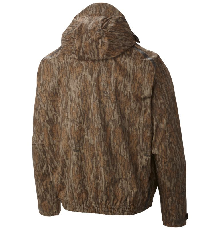 Widgeon™ Wader Shell | 936 | S Men's PHG Widgeon™ Wader Shell Jacket, Mossy Oak Bottomland, back