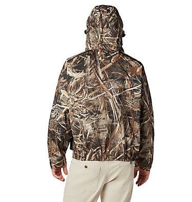 Men's PHG Widgeon™ Wader Shell Jacket Widgeon™ Wader Shell | 936 | S, Realtree Max5, back