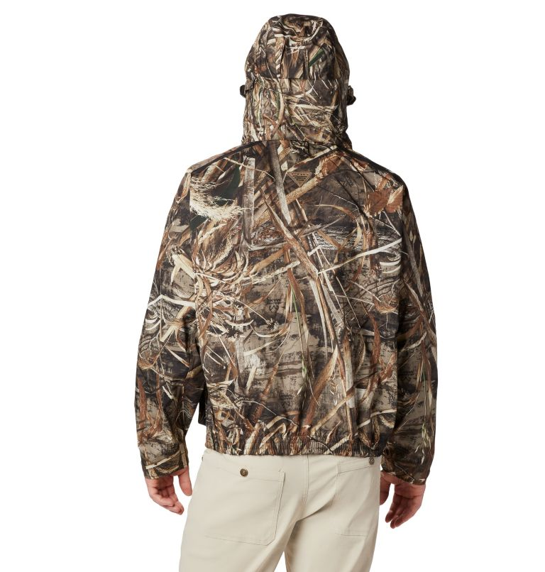 Men's PHG Widgeon™ Wader Shell Jacket Men's PHG Widgeon™ Wader Shell Jacket, back