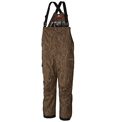 Men's PHG Widgeon™ III Bib Widgeon™ III Bib | 936 | L, Mossy Oak Bottomland, front